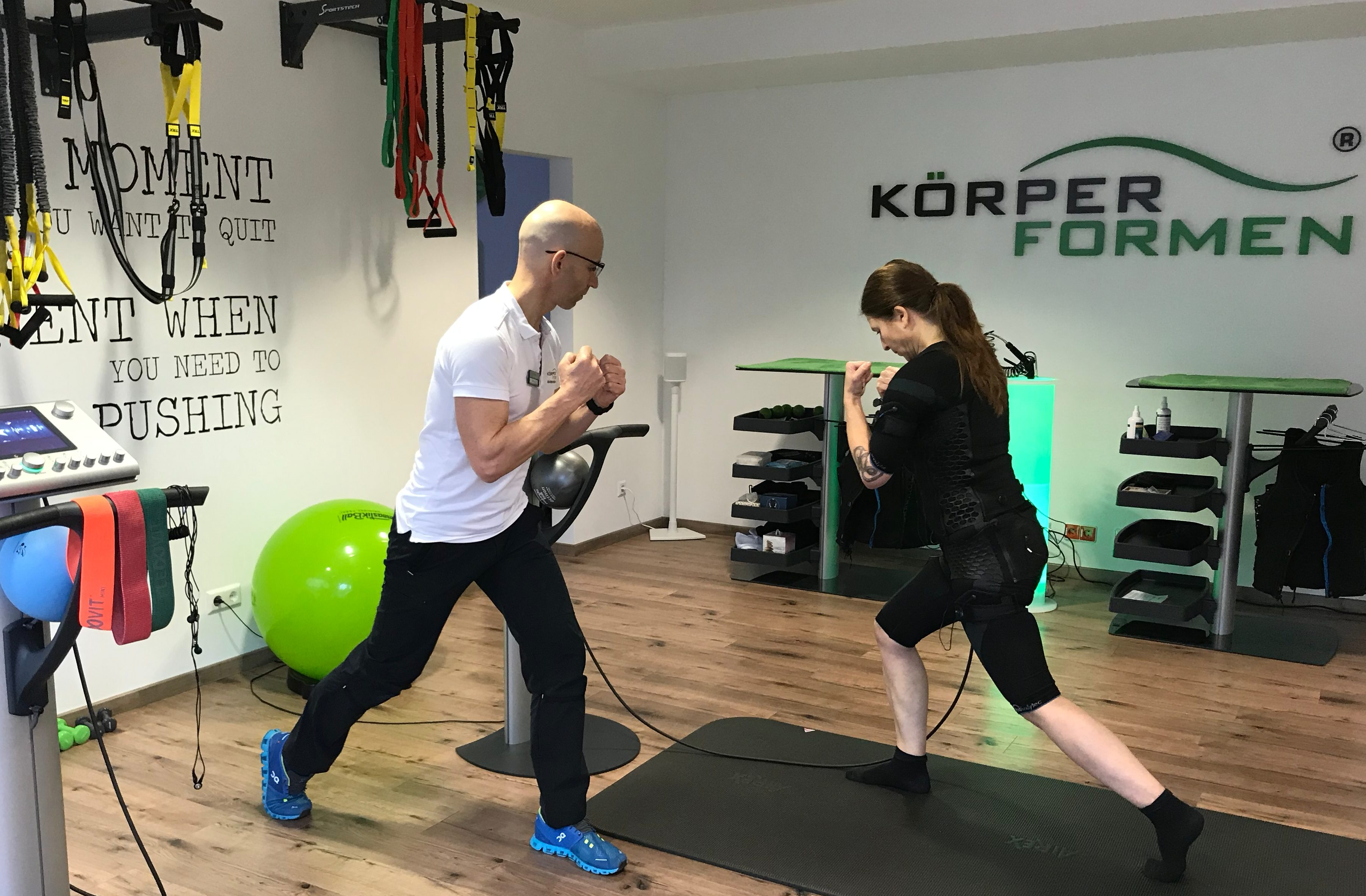 EMS-Training bei Körperformen Ravensburg